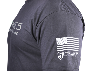 P5 Horizontal Logo Shirt