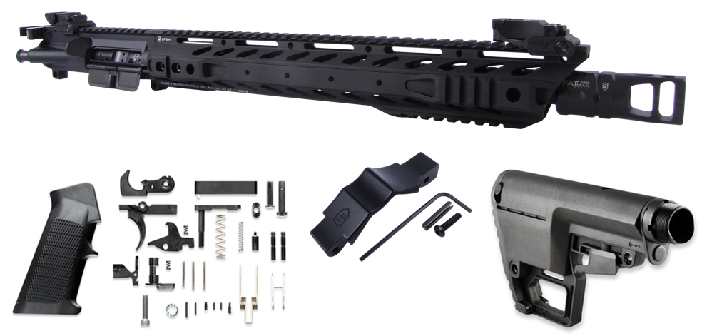Phase 5 // Phase 5 P5T15 Rifle Completion Kit