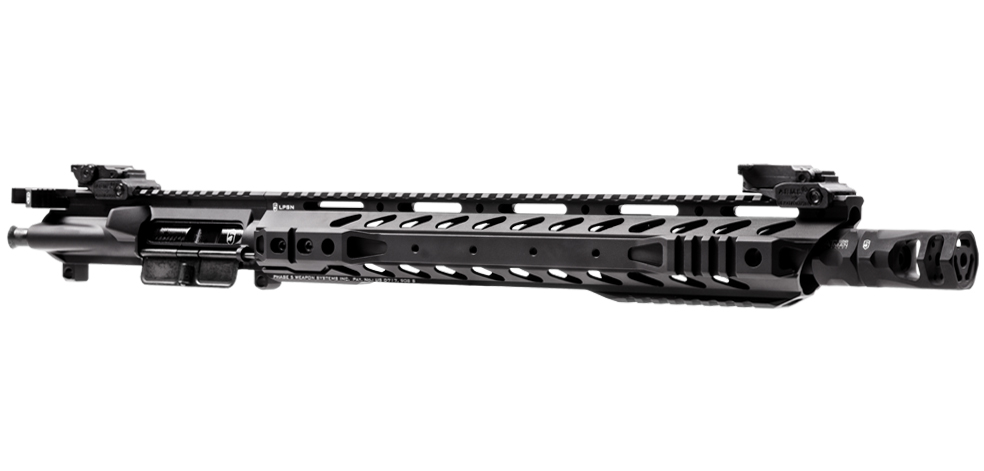 Complete P5T15 Rifle Upper Assembly