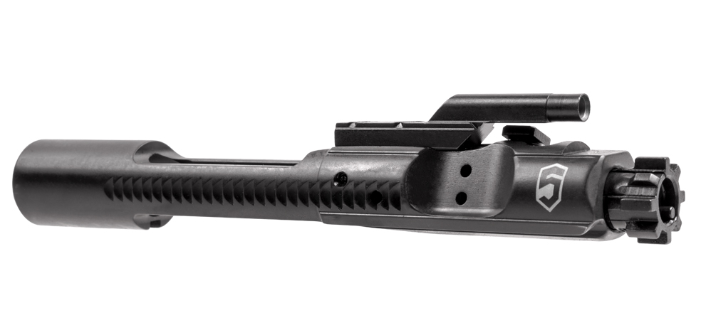 M16 / M4 CHROME LINED BLACK PHOSPHATE COMPLETE BOLT CARRIER GROUP