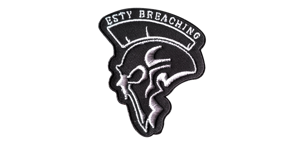 Esty Breaching™ Embroidered Patch