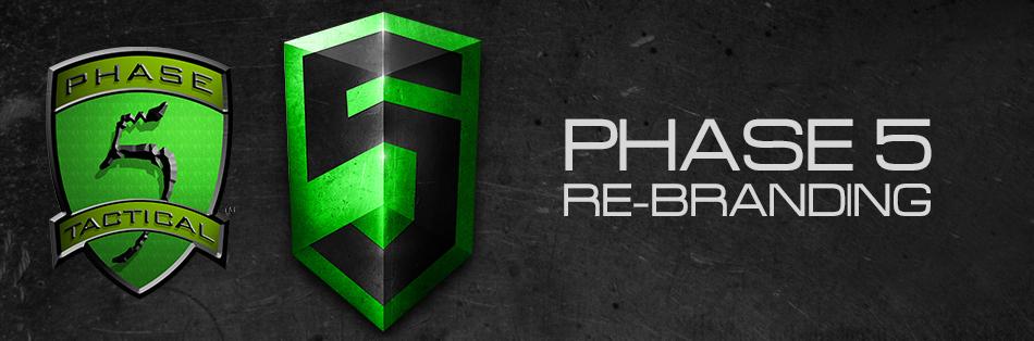 Phase 5 Rebranding