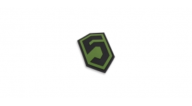 Phase 5™ 3D PVC Patch - OD Green / Black
