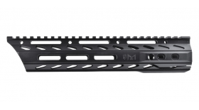 "10.5"" Lo-Pro Slope Nose (LPSN10.5 MLOK) Free Float Quad Rail M-LOK™"