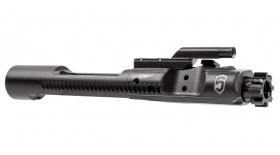 AR-15 Chrome Lined Black Phosphate Complete Bolt Carrier Group