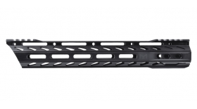 "13"" Lo-Pro Slope Nose (LPSN13 MLOK) Free Float Quad Rail M-LOK™"