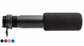AR-15 Pistol Buffer Tube