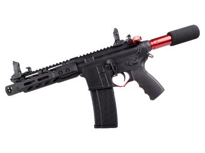 Red Pistol Buffer Tube